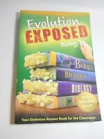 EVOLUTION EXPOSED BIOLOGY By Roger Patterson