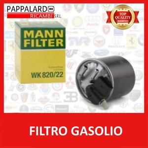 FILTRO GASOLIO MERCEDES-BENZ CLASSE A W179 CLASSE B W246, W242 GLA X156 CLA C117