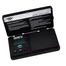 Original Triton T2 Pocket Precision Digital Scale 200g Capacity 0.01g Accuracy