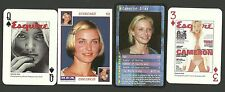 Cameron Diaz Movie Actress Model Fab Card Collection