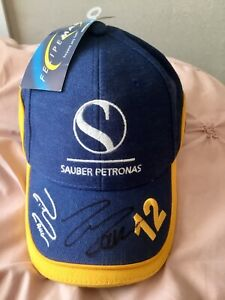 "Filipe Massa ""Sauber""Signed Cap"