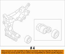 KIA OEM 11-13 Sorento 2.4L-L4-Belt Tensioner Assembly 252802G105