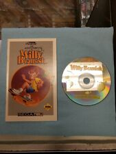 Adventures of Willy Beamish (Sega CD, 1994) Disc and Manual only. Tested!!