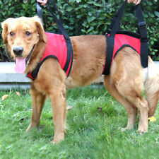 Dog Lift Harness Support Sling Help Dogs with Weak Legs Back&Front Medium Large