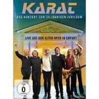 "KARAT ""LIVE AUS DER ALTEN OPER ERFURT"" DVD NEU"