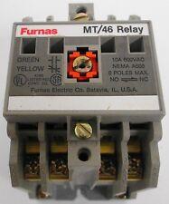 New Furnas 46PG15A02S Relay 1p 25a 240v