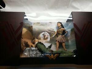 Barbie Wonder Woman Paradise Island Diana and Steve Trevor Giftset NEW