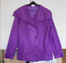 Belle veste femme T38-40 - Blanche Porte - Couleur Violet - doublée,  polyester d976a18df73e