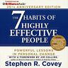 The 7 Habits Of Highly Effective People: 25th Anniversary Edition Stephen Covey