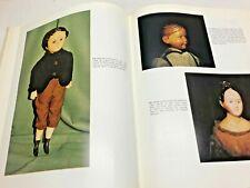Vtg 1968 Collector Encyclopedia Dolls Book Coleman Bisque Composition Porcelain