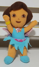 DORA THE EXPLORER FAIRY CHARACTER PLUSH TOY! SOFT TOY ABOUT 20CM TALL KIDS TOY!