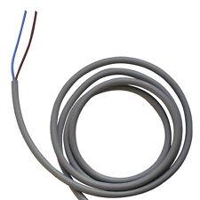 (1,34€ / 1 m) Fühlerkabel  SIHF 2 x 0,75 mm² - 1 Meter