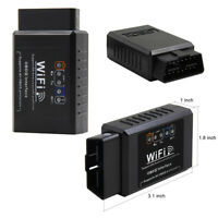 WiFi V1.5 OBD2 Car Diagnostic Code Reader Scan Tool for IOS & Android & Windows
