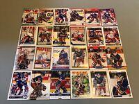 NN Lot of 44 MIKE RICHTER Hockey Cards Upper Deck Bowman RANGERS++