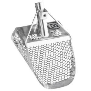 CKG Sand Scoop Metal Detecting Detector Shovel Scoops Sifter Treasure Hunting