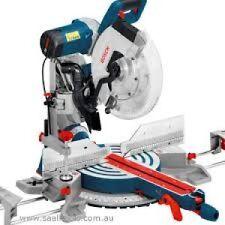 BOSCH GCM 12 MX MITRE SAW - Manufacturers Warranty
