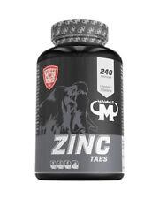 Best Body Mammut Zinc Tabs - 240 Stück - Zink Mineralien Mineralstoffe