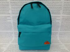 QUIKSILVER Shoulder Backpack BNY0 Turquoise School Rucksack Travel Bag BNWT R£25