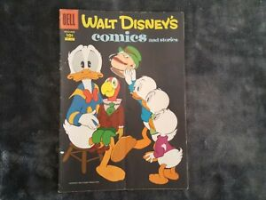 Walt Disney's Comics and Stories #207 ~ Dell ~ Disney Silver Age Comic ~ 1957