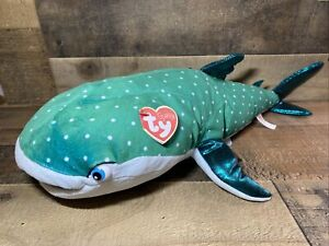 "New TY Original 16"" Destiny WHALE SHARK (FINDING NEMO) Plush Toy Stuffed Animal"