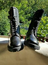 TWIN-SET Simona Barbieri Scarpe Boots Shors Women Leather sz  EU 39