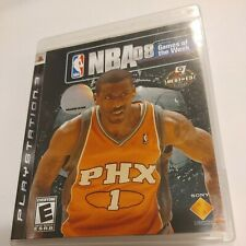 NBA 08 Featuring Games of the Week (Sony PlayStation 3, 2007) b43