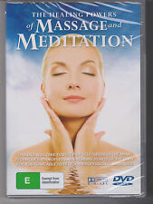 The Healing Powers of Massage and Meditation perform professional massages  DVD