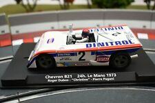 88210 FLY CAR MODEL 1/32 SLOT CAR CHEVRON B21 24H LE MANS, 1973