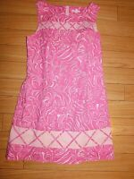Lilly Pulitzer Sleeveless Dress size 10