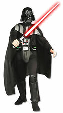 Mens Adult STAR WARS Deluxe DARTH VADER Licensed Costume Outfit