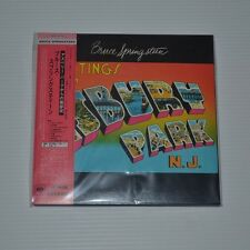 BRUCE SPRINGSTEEN - GREETINGS FROM ASBURY PARK - 2005 JAPAN CD MINI LP