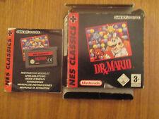 DR Mario : Nes Classics ~~ Jeu GBA (game boy advance) Complet
