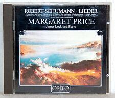 CD CANZONI Schumann-Margret Price, James Lockhart, pianoforte