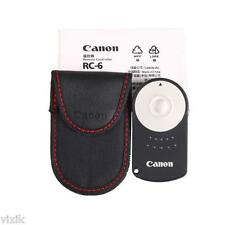 Canon RC-6 IR Wireless Remote Shutter Release Control for EOS - US SELLER