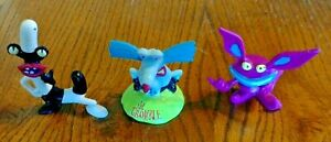 Rare Hardee's 1995 Nickelodeon Aaahh!! Real Monsters OBLINA ICKIS GROMBLE