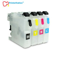 LC233 Empty Refillable Cartridges for Brother Inkjet Printers