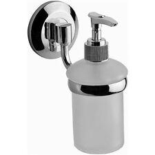 Dispensador de jabón Cristal Montaje en pared Dosificador de loción