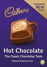 More details for cadbury's hot chocolate drink 73mm incup for in cup vending machine klix darenth
