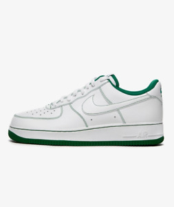 air force 1 donna alte verde scuro