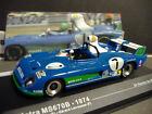 MATRA MS670B MS 670 B Le Mans 1974 #7 Pescarolo Larrousse Shell IXO Altaya 1:43