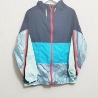 Kule The Popper Windbreaker Jacket Size Large