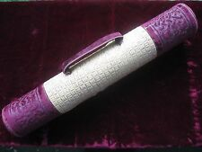 Early Sheet Music Carrier Antique Celluloid Victorian for Vocalist or Pianist