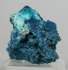 Shattuckite w/ Chrysocolla  Milpillas Mine, Mexico  SHAT819