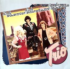 Dolly Parton, Linda Ronstadt, Emmylou Harris LP Trio - Europe (VG+/EX)