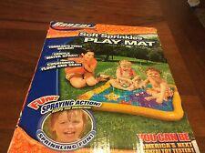 Banzai soft sprinkles play mat 18 months+