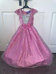Pink Princess Dress Age 3-4