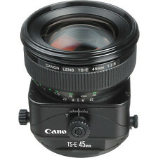 Canon TS-E 45mm f/2.8 Tilt-Shift Lens NEW! *2536A004*
