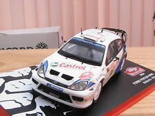 "FORD FOCUS WRC ""Rallye Monte-Carlo""  2004 1/43ème NEUVE en boite d'origine"