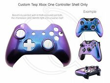 Brand New Xbox un contrôleur personnalisé univers coquille avant finition Unique Mod
