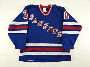John Davidson CCM New York Rangers Authentic NHL Hockey Jersey